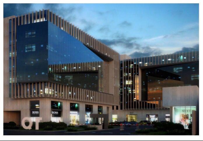 Foto Oficina en Renta en  La Rioja Privada Residencial 1era. Etapa,  Monterrey  (CSM) 50-CV-1480 Oficinas Nuevas en Renta en Quadra Towers