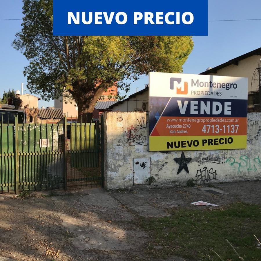 Foto Terreno en Venta en  Villa Ballester,  General San Martin  O´Donell al 3600