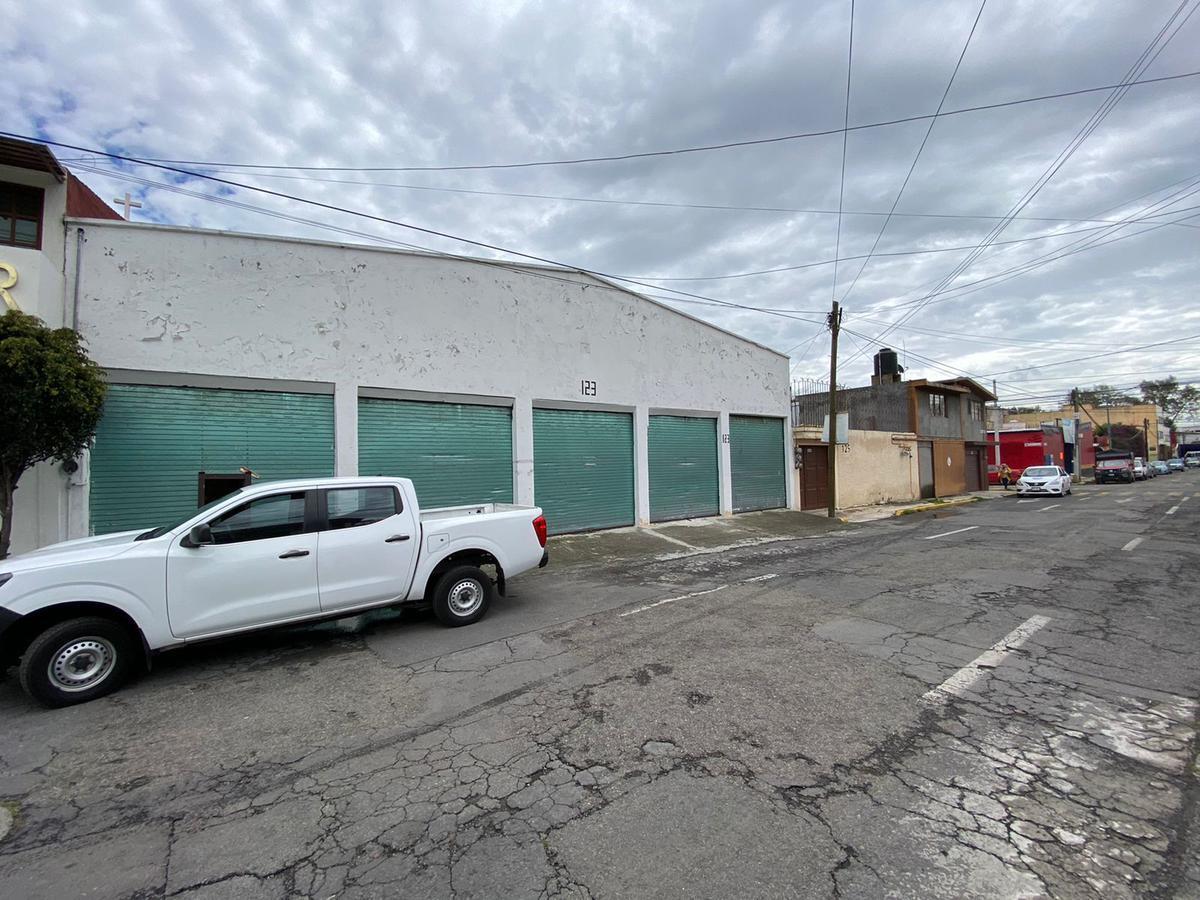 Foto Bodega Industrial en Renta en  San Sebastián,  Toluca  RENTA DE BODEGA INDUSTRIAL EN SAN SEBASTIAN TOLUCA