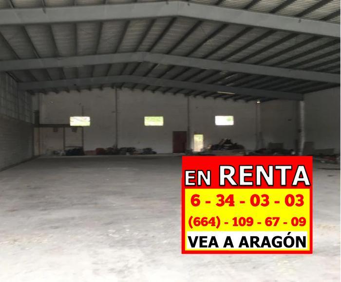 Foto Local en Renta en  Loma Bonita,  Tijuana  RENTAMOS EXCELENTES LOCALES 576 MTS2 TOTALMENTE COMERCIALES Y NUEVOS