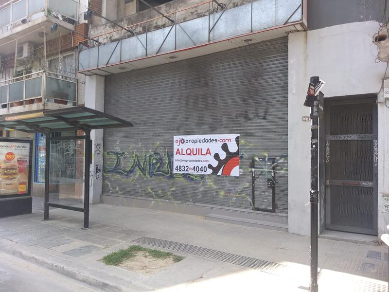 Foto Local en Alquiler en  Palermo ,  Capital Federal  Av. Córdoba 5100
