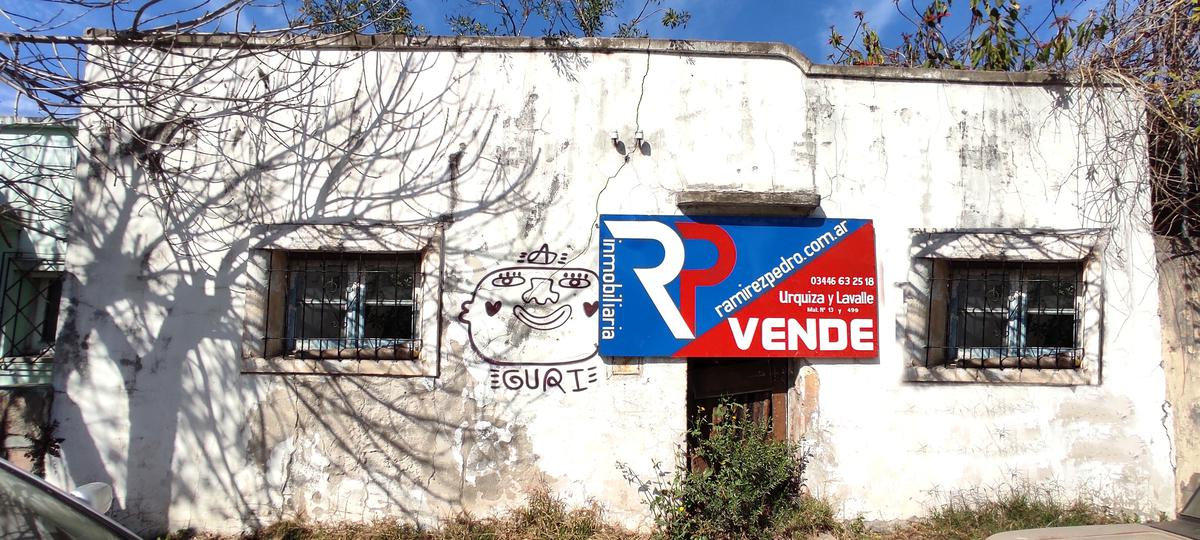 Foto Terreno en Venta en  Gualeguaychu,  Gualeguaychu  Gervasio Mendez al 1300