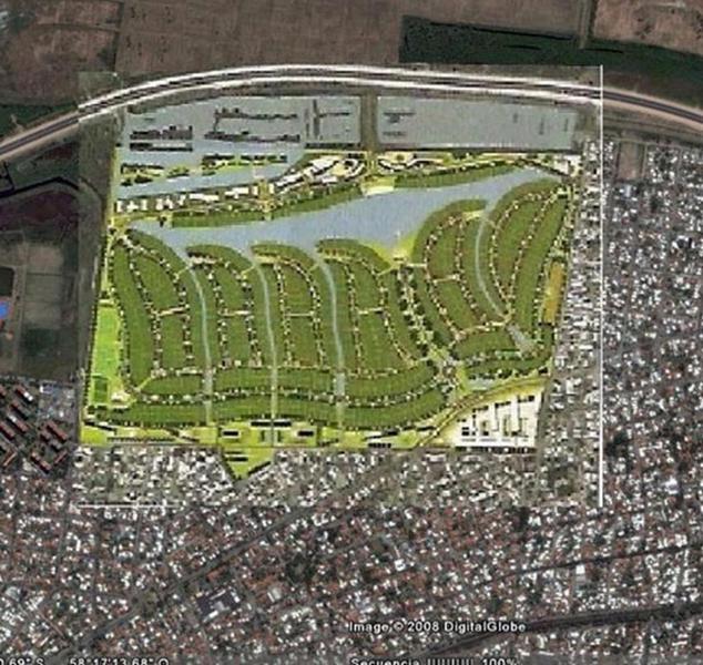 Foto Terreno en Venta en  Nuevo Quilmes,  Countries/B.Cerrado (Quilmes)  Nuevo Quilmes - Terreno