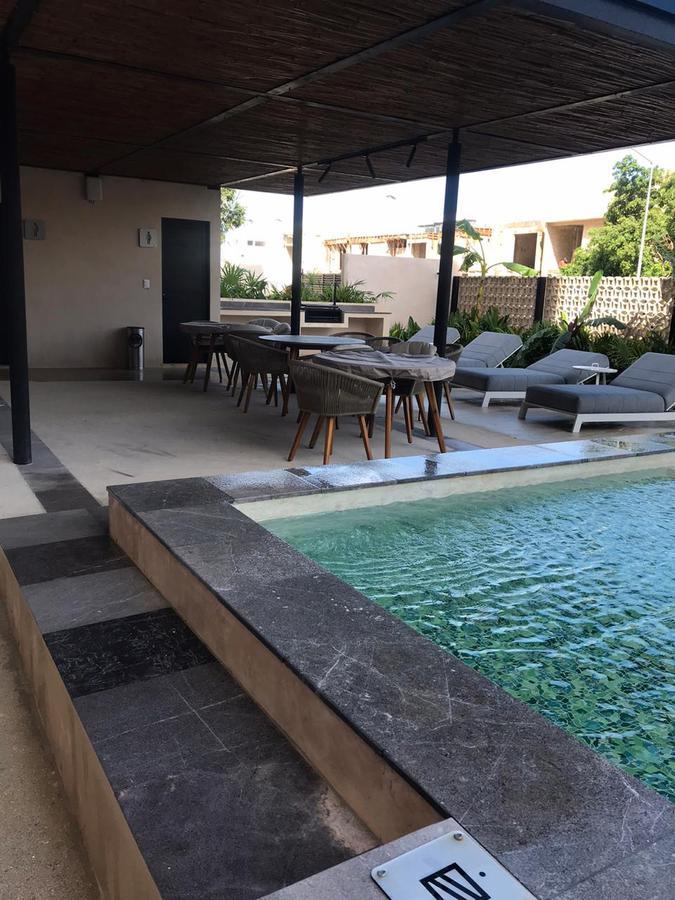 Foto Departamento en Venta en  Aqua,  Cancún  DEPARTAMENTO EN VENTA EN CANCUN EN RESIDENCIAL AQUA EUGENIA