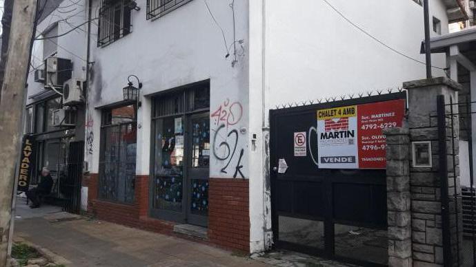 Foto Local en Venta en  Martinez,  San Isidro  3 SARGENTOS al 1900