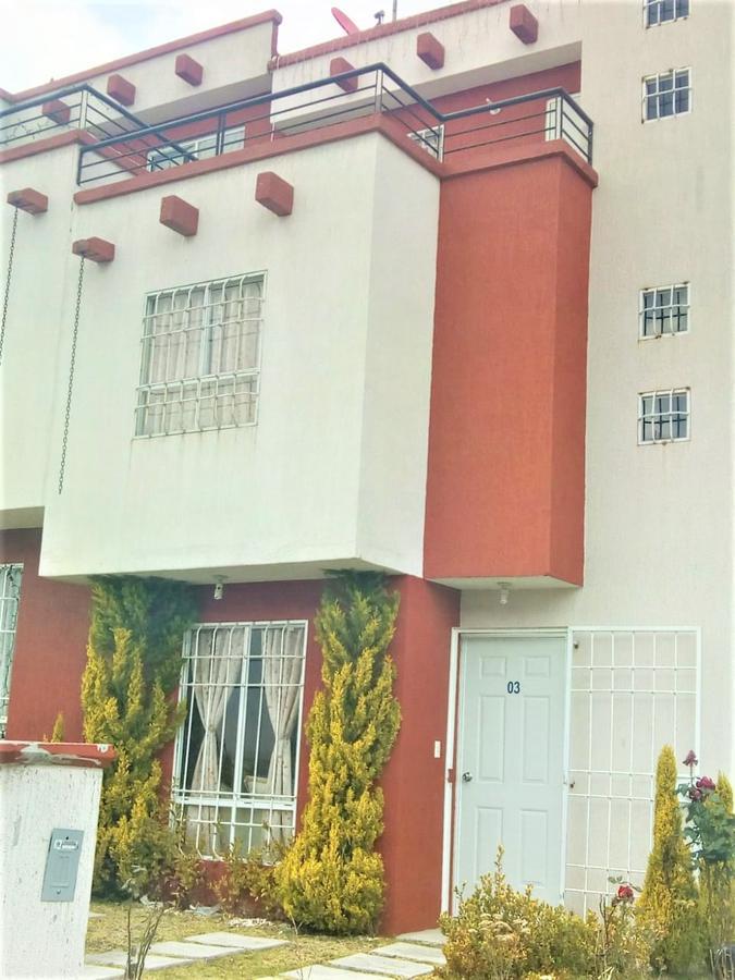 Foto Casa en condominio en Venta en  Santa Cruz,  Xonacatlán  Santa Cruz