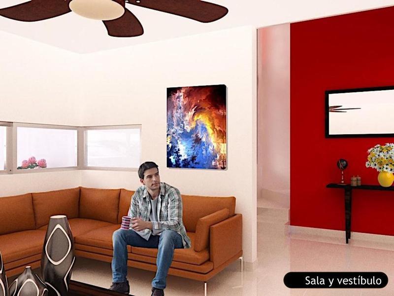 Foto Casa en Venta en  Pueblo Dzitya,  Mérida  CASA NUEVA LOMAS PLUS EN DZITYA