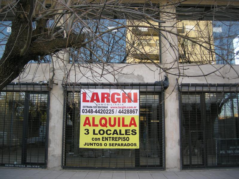 Foto Local en Alquiler en  Belen De Escobar,  Escobar  Estrada 1067
