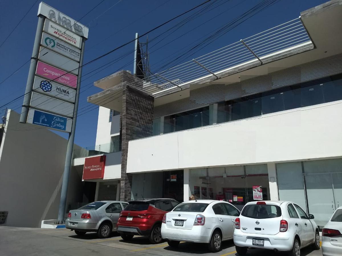 Foto Local en Renta en  San Luis Potosí ,  San luis Potosí  LOCAL EN PLANTA ALTA EN RENTA EN AV. HIMNO NACIONAL, SAN LUIS POTOSI