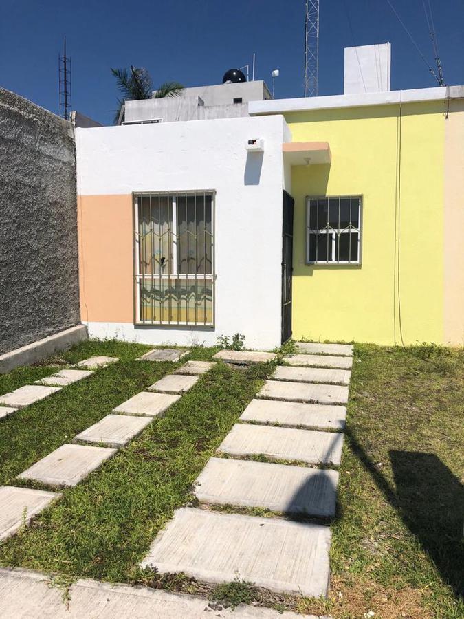 Foto Casa en Renta en  Solidaridad,  Playa del Carmen  Casa 1 Recamara Palmas II  en Renta