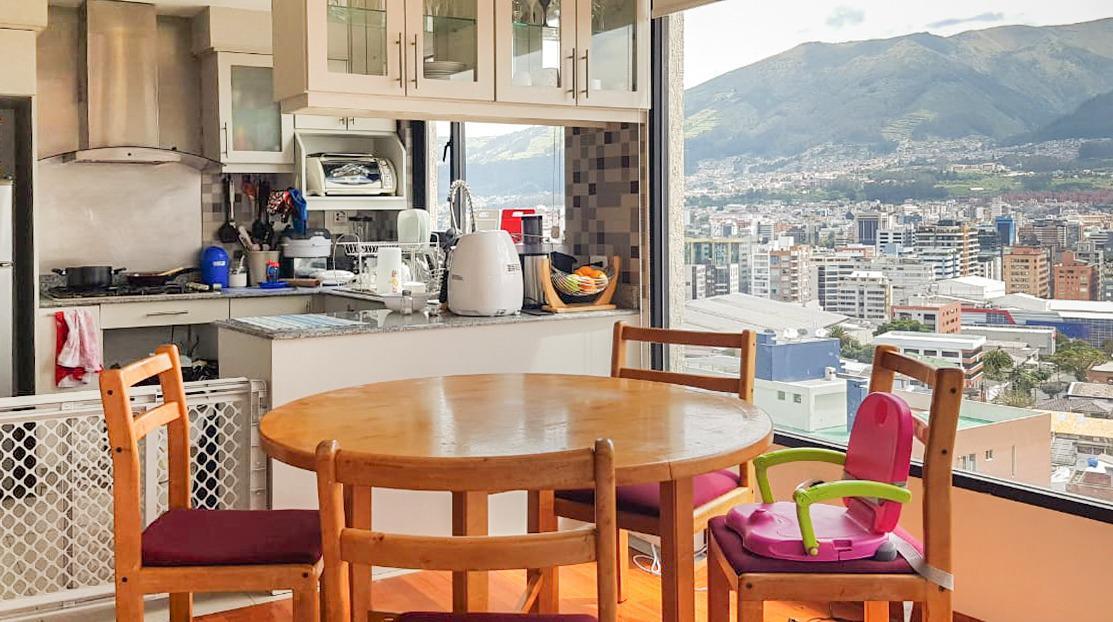 Foto Departamento en Venta en  El Batán,  Quito  VENTA DPTO.  114,30m², 2 DORM. EL BATAN