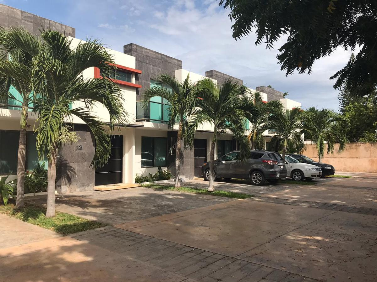 Foto Departamento en Renta en  Benito Juárez Nte,  Mérida  Departamento en renta, al norte de la ciudad, en Benito Juárez norte