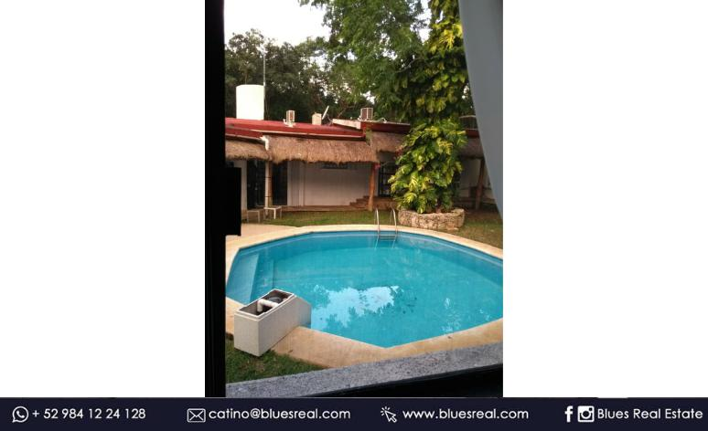 Picture House in Sale in  Felipe Carrillo Puerto ,  Quintana Roo  Santa Teresita ranch for sale in Puerto Aventuras - Investment opportunity | Code 976 | Blues Real