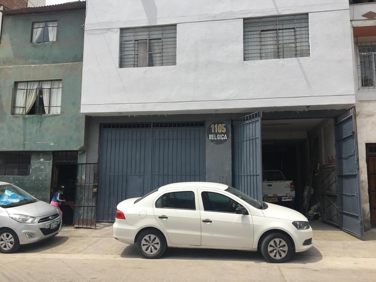 Foto Local en Venta en  La Victoria,  Lima  Jiron Bélgica cdra 11