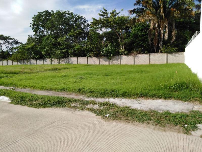 Foto Terreno en Venta en  Rancho o rancheria Saloya,  Nacajuca  Se vende terreno en Residencial las Terrazas
