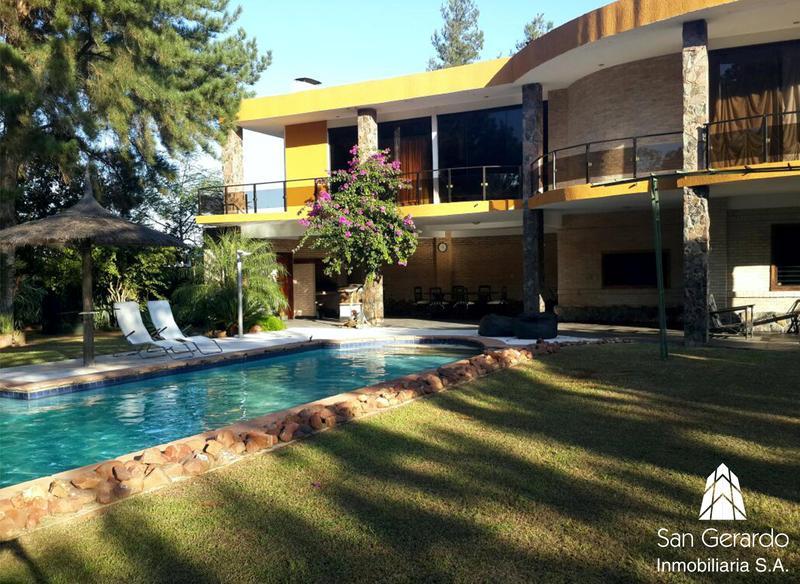 Foto Casa en Alquiler temporario en  San Bernardino,  San Bernardino  Zona Los Alpes
