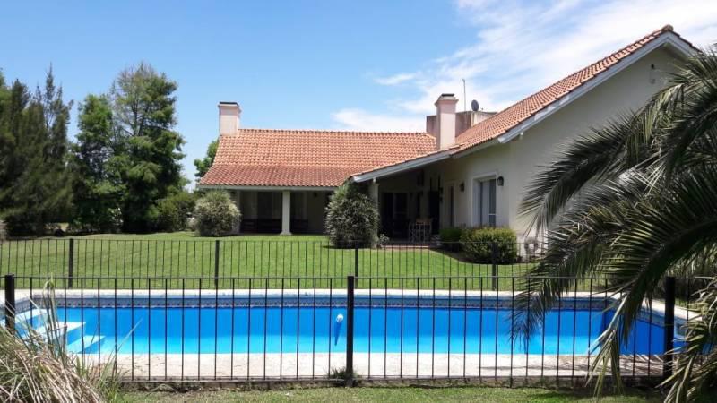 Foto Casa en Venta en  San Francisco,  Countries/B.Cerrado (Pilar)  SAN FRANCISCO al 100