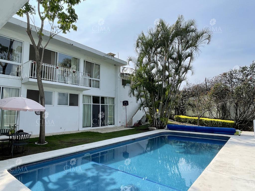 Foto Casa en Renta en  Fraccionamiento Lomas de Atzingo,  Cuernavaca  RENTA CASA EN  LOMAS DE ATZINGO - R112