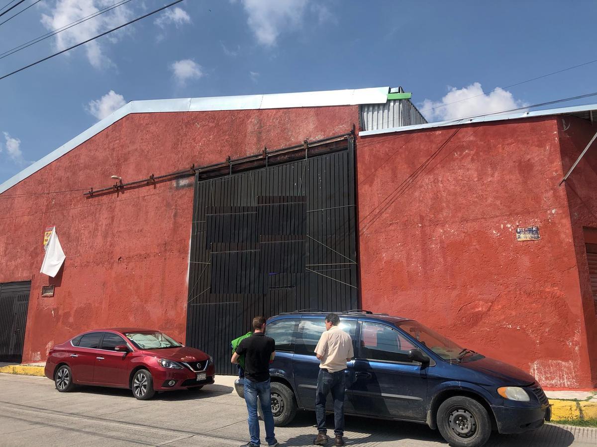 Foto Bodega Industrial en Renta en  Fraccionamiento Fuentes del Molino,  Cuautlancingo  Bodega en Renta en Santiago Momoxpan Puebla