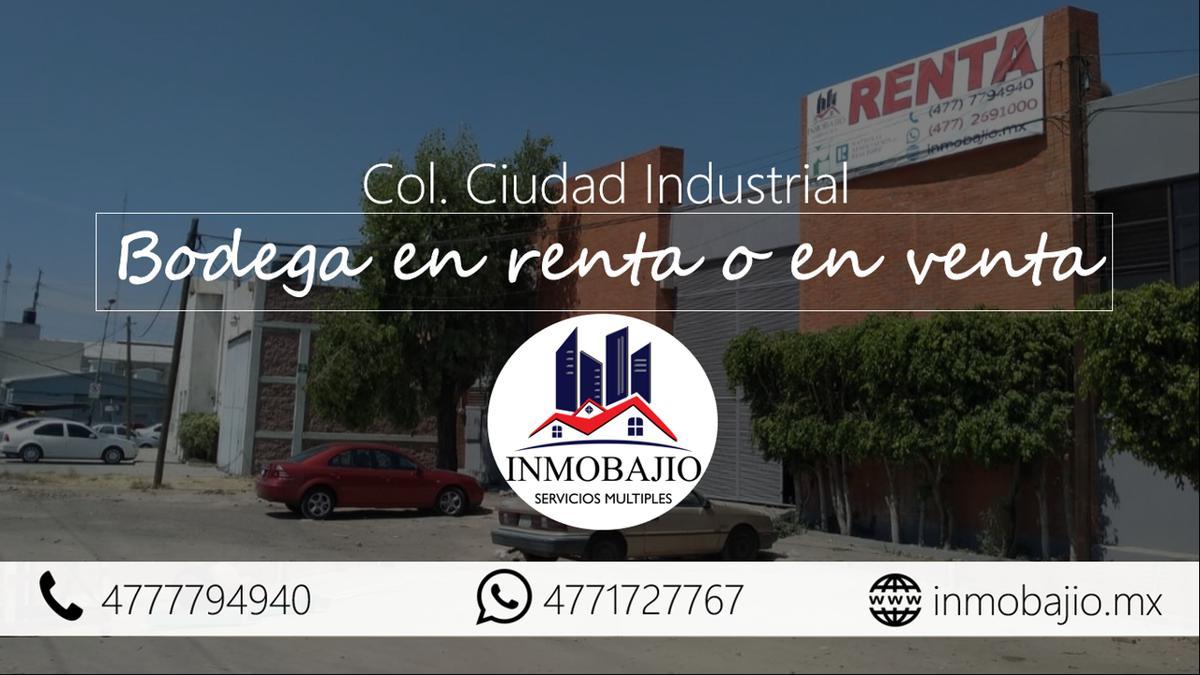Foto Local en Renta en  Ciudad Industrial,  León  Bodega en renta o venta en Ciudad Industrial