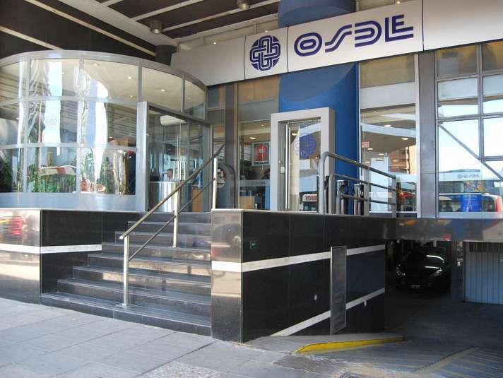 Foto Oficina en Alquiler en  Catalinas,  Centro  AV.  L. N. ALEM  al 1000