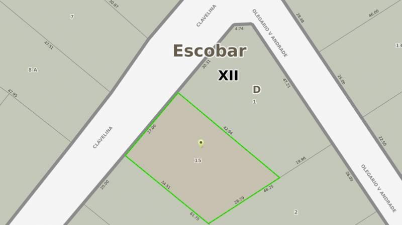Foto Terreno en Venta en  Barrio El Cazador,  Escobar  Rosas 250