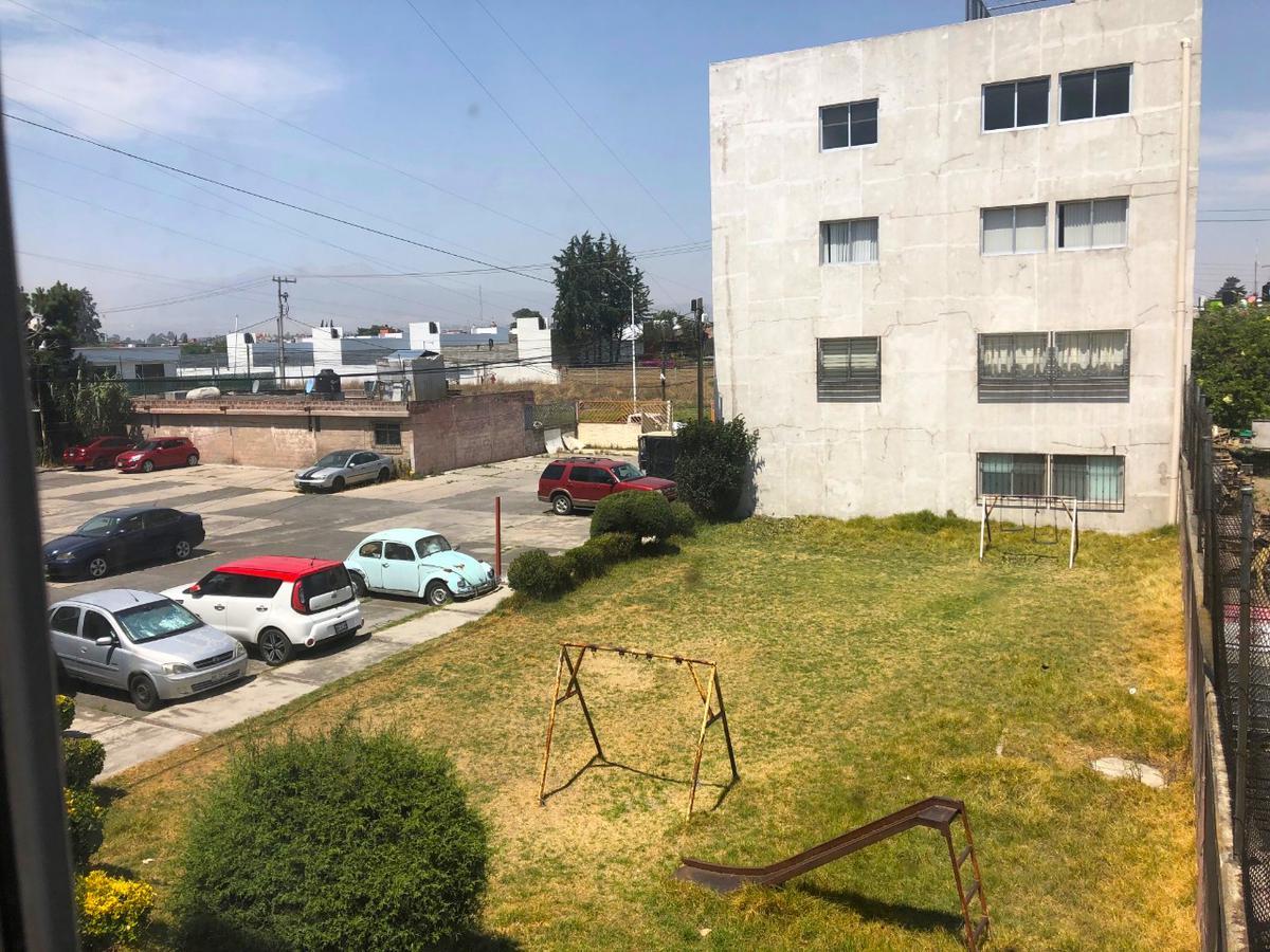 Foto Departamento en Renta en  San Mateo,  Metepec  Vicente Guerrero, Condominio Los Sauces, Edificio 1 A, Metepec.