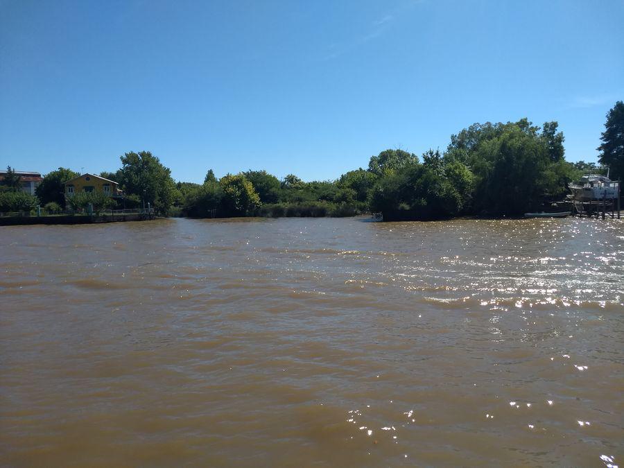 Foto Terreno en Venta en  Lujan,  Zona Delta Tigre  Rio Lujan Ex Astillero Cadenasi