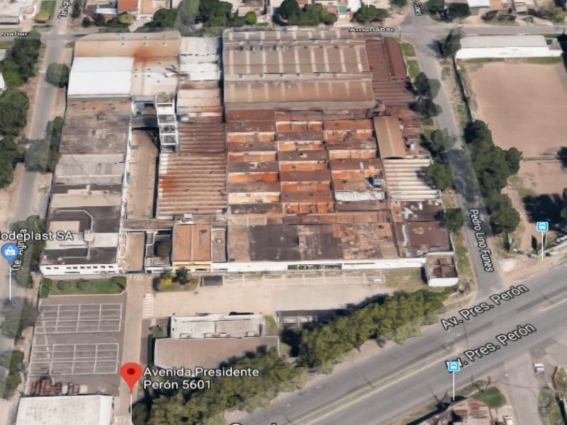 Foto Galpón en Venta en  Triangulo,  Rosario  Av. Pte. Perón 5601