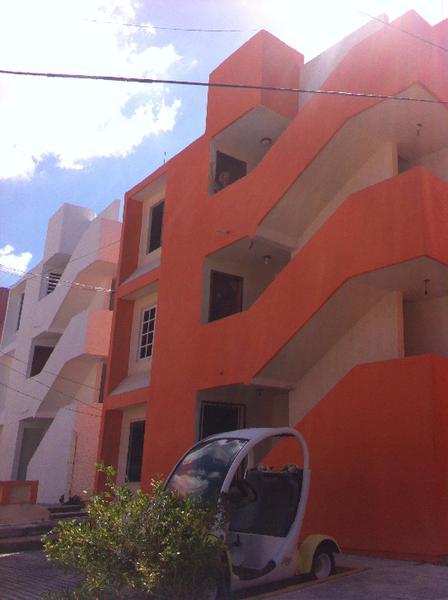 Foto Departamento en Renta temporal en  Cozumel Centro,  Cozumel  Depto Esther - 5 Av sur  entre 9 y 11 sur