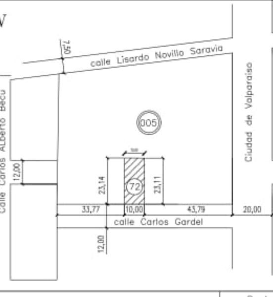 Foto Casa en Venta en  Jardin,  Cordoba  Pasaje Carlos Gardel al 600
