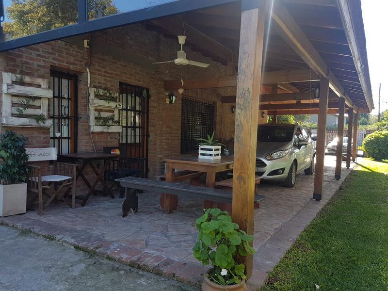 Foto Casa en Venta en  El Trébol,  La Union  CASA EN EL TREBOL CON HERMOSISIMO JARDIN