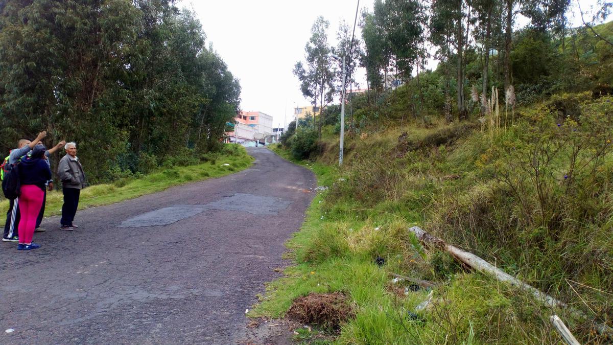 Foto Terreno en Venta en  Sur de Quito,  Quito  Chillogallo