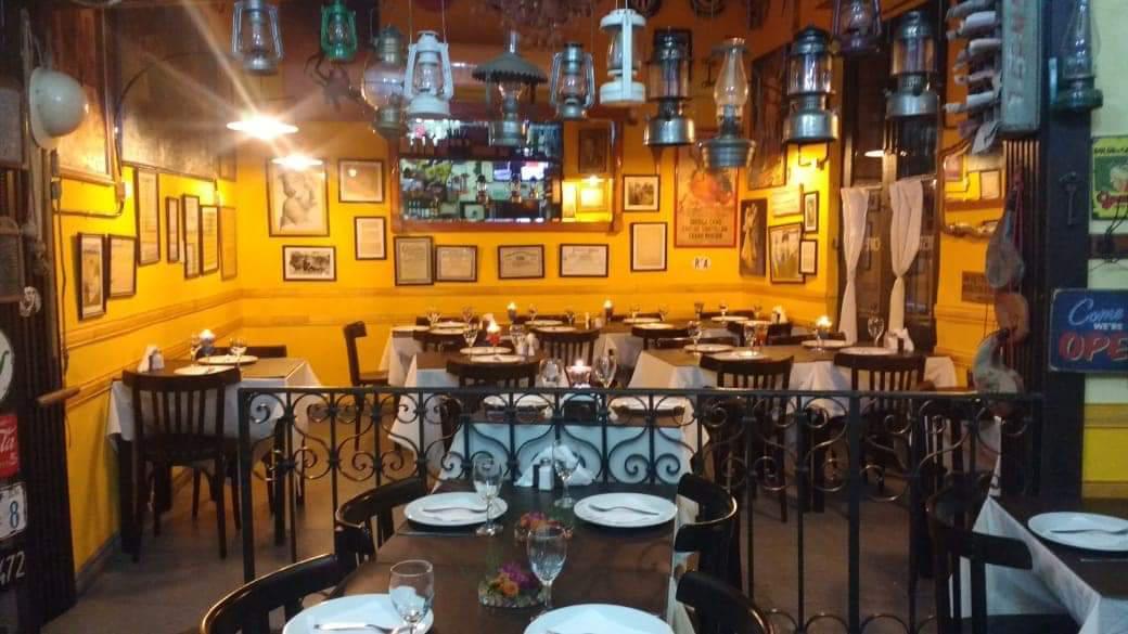 Foto Fondo de Comercio en Venta en  Tigre ,  G.B.A. Zona Norte  Restaurante en Tigre centro