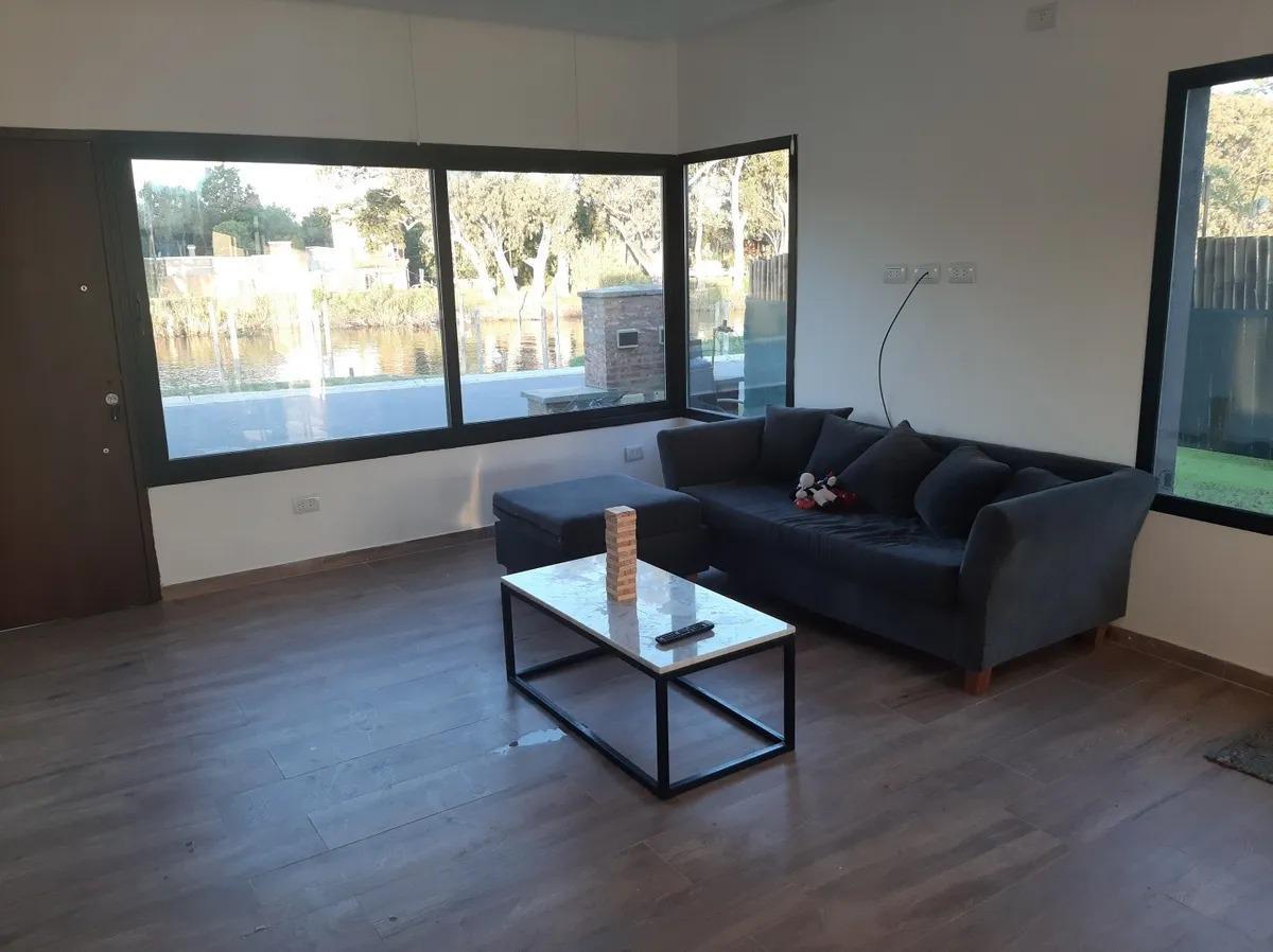 Foto Casa en Venta en  Vila Marina I,  Benavidez  Vila Marina 1, Villanueva. Casa 4 habitaciones con vista al río, excelente calidad!