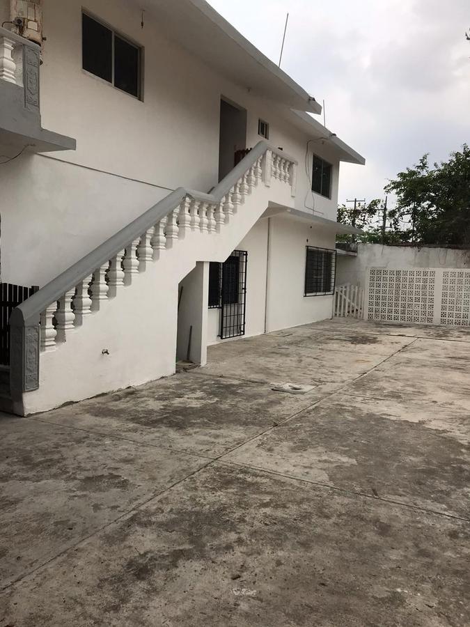 Foto Casa en Renta en  Ampliacion Adolfo Ruiz Cortínez,  Tuxpan  renta casa duplex