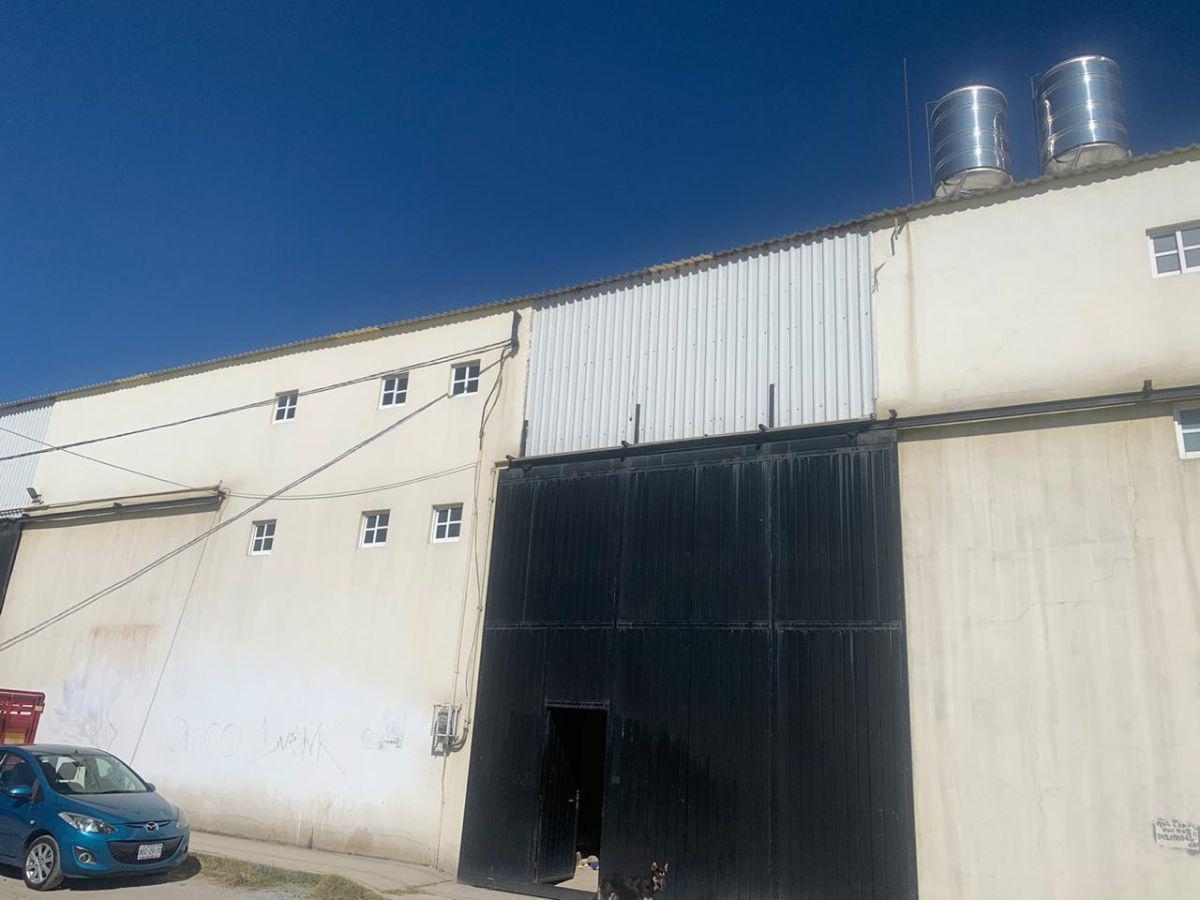 Foto Bodega Industrial en Renta en  San Pablo Autopan,  Toluca  Bodega en Renta  en Carretera Toluca -Atlacomilco