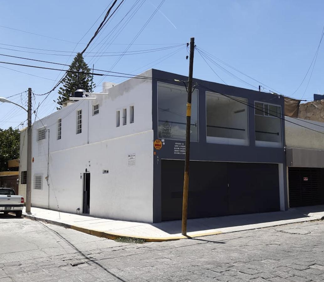 Foto Oficina en Renta en  Las Aguilas,  San Luis Potosí  OFICINAS EN RENTA A 1 CUADRA DE AV. CARRANZA, SAN LUIS POTOSI