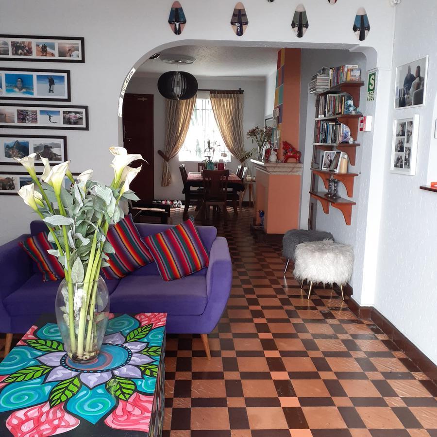 Foto Casa en Alquiler en  Miraflores,  Lima  CALLE CHACALTANA 1XX