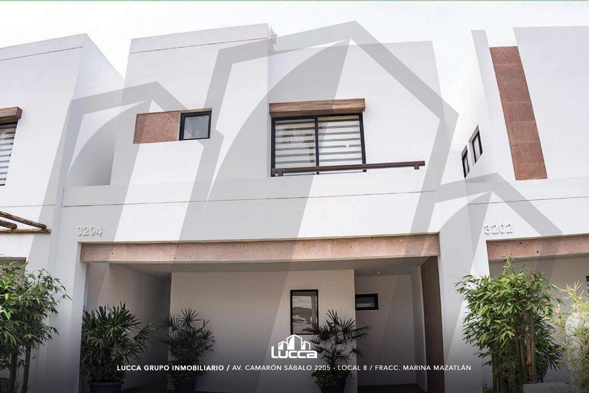Foto Casa en Venta en  Mazatlán ,  Sinaloa  CASA EN FRACC. PALMILLA RESIDENCIAL MODELO MIRLO