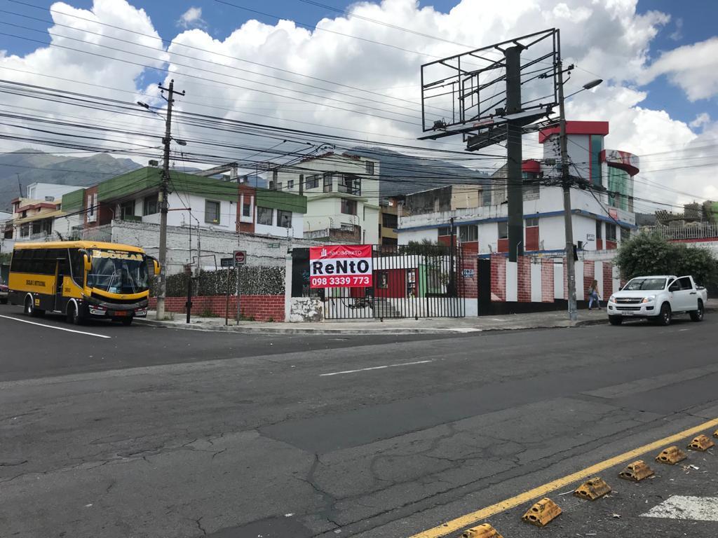 Foto Terreno en Alquiler en  Centro Norte,  Quito  av de la Rep{ublica
