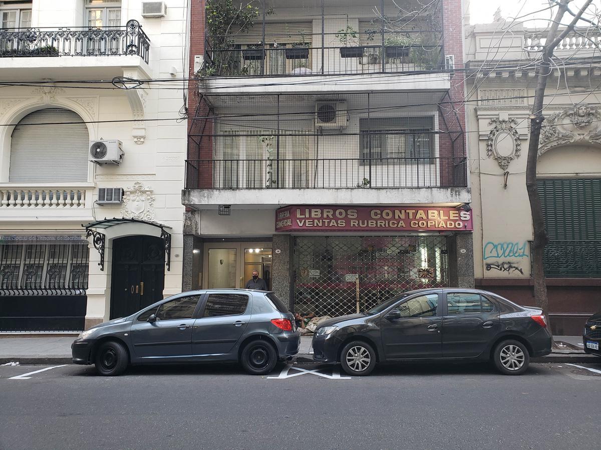 Foto Departamento en Venta en  San Nicolas,  Centro (Capital Federal)  Rodríguez Peña 536