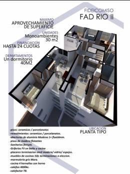 Foto Departamento en Venta en  Rosario ,  Santa Fe  rio de janeiro  al 800