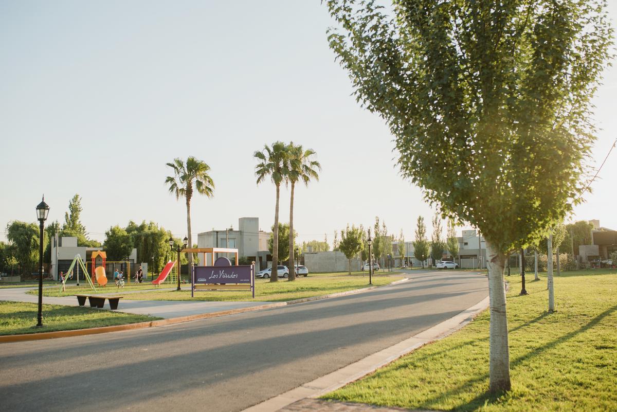 Foto Terreno en Venta en  Soldini,  Rosario  Lote 56 - Barrio Abierto Los Viñedos
