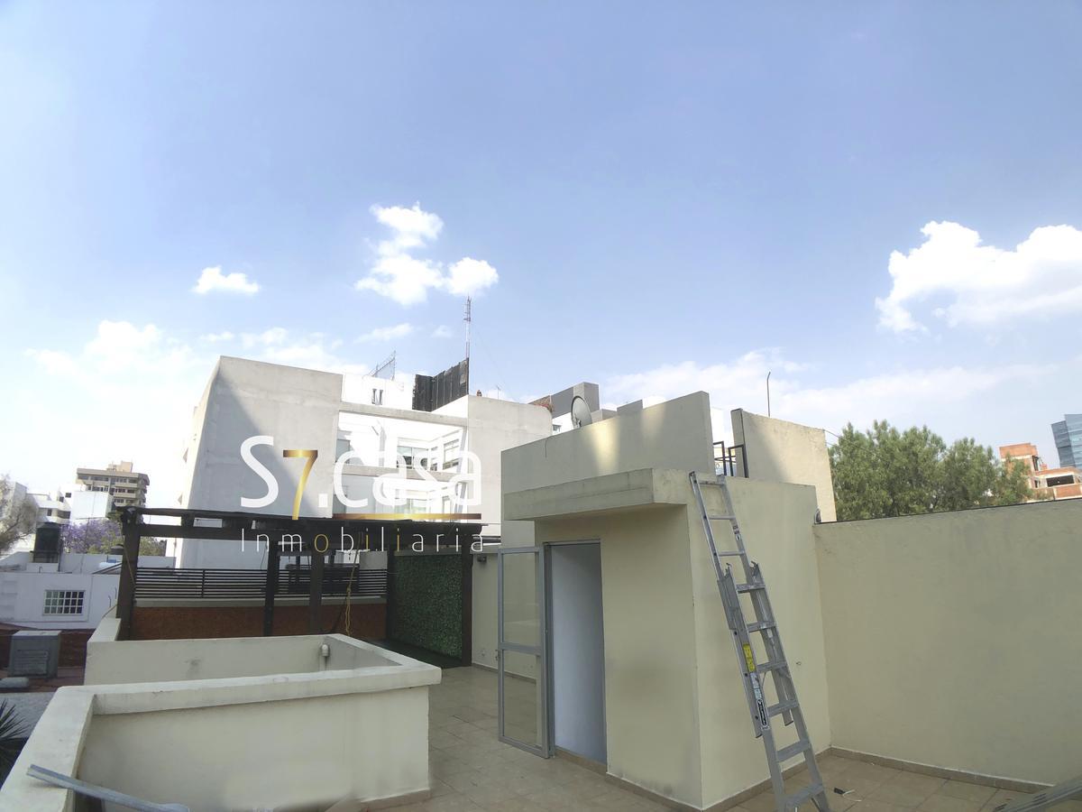 Foto Departamento en Renta en  San José Insurgentes,  Benito Juárez  Departamento en Renta, San Jose Insurgentes, Roof Garden Privado 3R/3B/2LEstac.