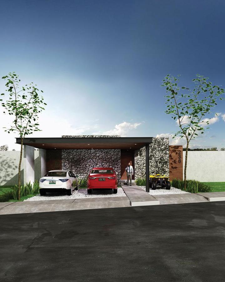 Foto Casa en Venta en  Pueblo Conkal,  Conkal  Residencia de una planta en Privada Zelena