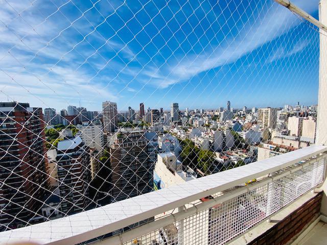 Foto Departamento en Venta en  Belgrano ,  Capital Federal  Palpa al 2400 Torre de Categoria