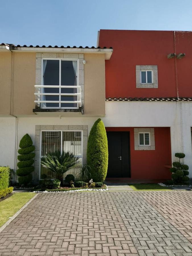 Foto Casa en condominio en Renta en  San Nicolás Tolentino,  Toluca  Villas Toscana II