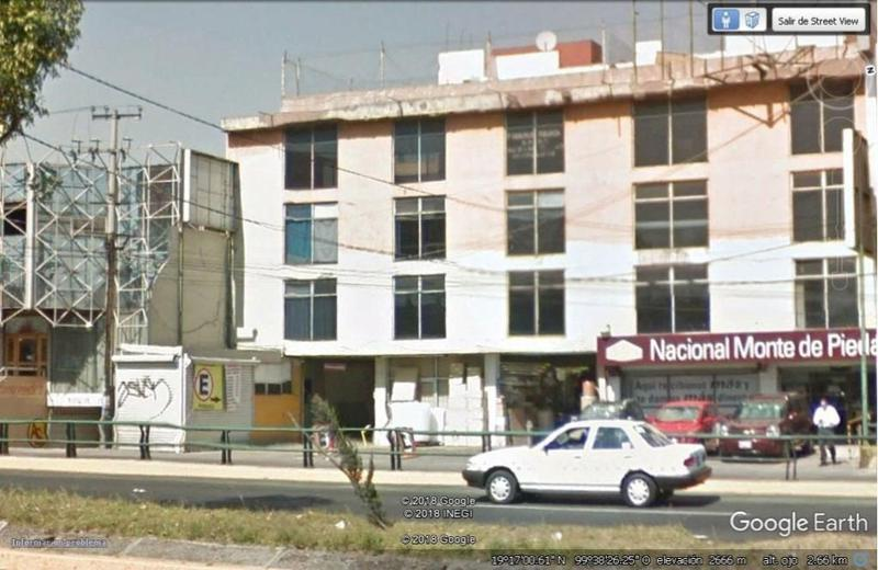 Foto Edificio Comercial en Venta en  San Sebastián,  Toluca  Edifico en venta, Toluca, sobre la Av. Tollocan, enfrente al IMSS 220.
