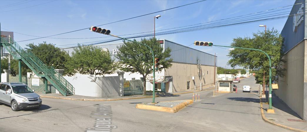 Foto Bodega Industrial en Renta en  Jardines la Victoria,  Guadalupe  Av. Miguel Aleman
